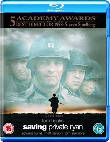 Saving Private Ryan (Blu-ray) (UK) -- via Amazon Partnerprogramm