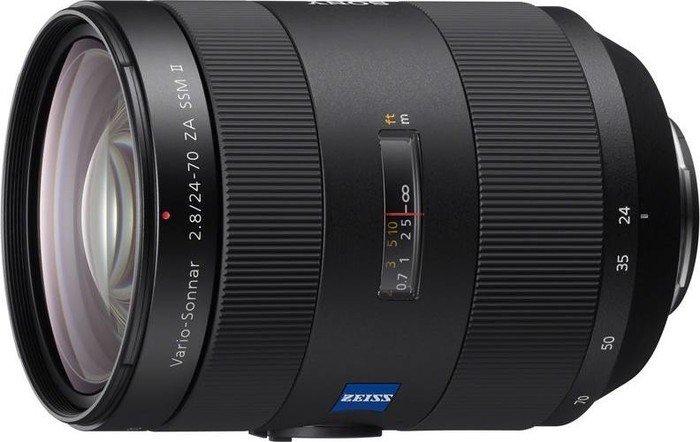 Sony 24-70mm 2.8 ZA SSM II schwarz (SAL-2470Z2)