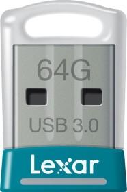 Lexar JumpDrive S45 64GB, USB-A 3.0 (LJDS45-64GABEU)