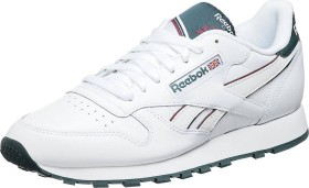 Reebok Classic Leather cloud white/midnight pine/punch berry (H69219)