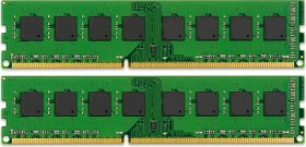 Kingston ValueRAM DIMM Kit 4GB, DDR3-1066, CL7, ECC (KVR1066D3E7SK2/4G)