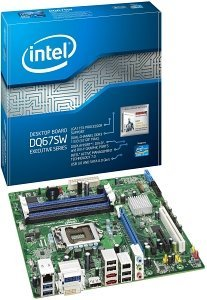 Intel DQ67SW (BOXDQ67SW)