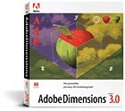 Adobe: Dimensions 3.0 (MAC) (16010026)