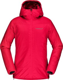 Norrøna falketind Thermo60 Hood Jacke true red (Damen) (1857-20-1105)