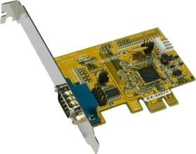 Exsys EX-44071, 1x seriell RS232, PCIe x1