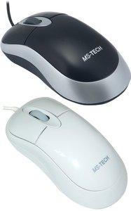 MS-Tech SM-25 Optical Standard Mouse, USB