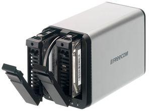 Freecom Silver Store 2 2TB, 1x Gb LAN (56073)