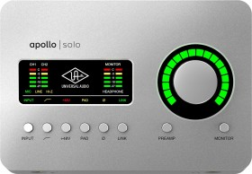 Universal Audio Apollo Solo Heritage Edition