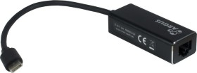 Inter-Tech Argus IT-811, RJ-45, USB-C 3.0 [Stecker] (88885438)
