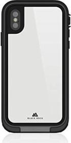 Black Rock 360° Hero Case für Apple iPhone X/XS schwarz (1060TST02)