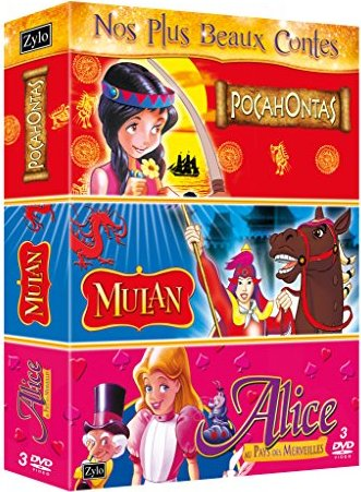 Mulan/Pocahontas (UK) -- via Amazon Partnerprogramm