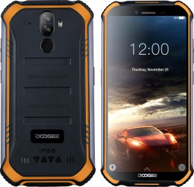 Doogee S40 Fire Orange