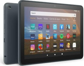 Amazon Fire HD 8 Plus KFONWI 2020, mit Werbung, 64GB, Slate (53-023613)