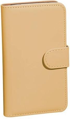 Pedea Book Cover Premium für Samsung Galaxy S5 beige (11160101) -- via Amazon Partnerprogramm