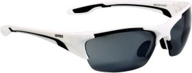 UVEX blaze III weiß-schwarz/grau