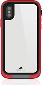 Black Rock 360° Hero Case für Apple iPhone X/XS rot (1060TST12)