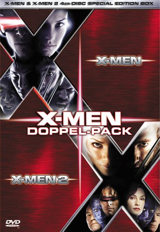 X-Men 1.5/X-Men 2 -- via Amazon Partnerprogramm