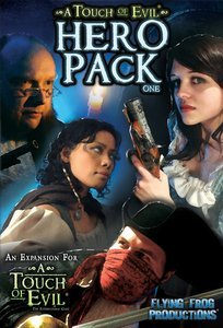 A Touch of Evil - Hero Pack 1 (Expansion)