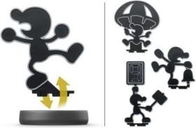Nintendo amiibo Figur Super Smash Bros. Collection Mr. Game & Watch (Switch/WiiU/3DS)