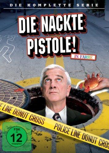 Die nackte Pistole Season 1 -- via Amazon Partnerprogramm