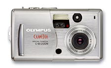 Olympus Camedia C-60 Zoom (verschiedene Bundles)