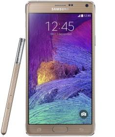 Samsung Galaxy Note 4 N910C gold