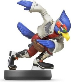 Nintendo amiibo Figur Super Smash Bros. Collection Falco (Switch/WiiU/3DS)