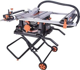 Evolution Rage 5-S electric table circular saw incl. base frame (057-0001)