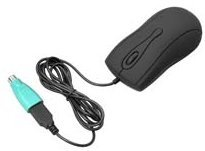 Targus Optical Mouse, PS/2 & USB (AMU30EU)