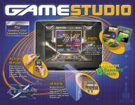 Datel GameStudio - GameBoy Emulator (PS2)