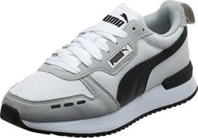 Puma R78 Runner white gray/violet black (Herren) (373117-02)