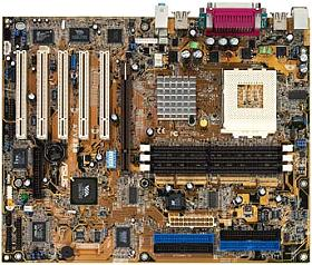 ASUS A7V333/A/F, KT333 (PC-2700 DDR)