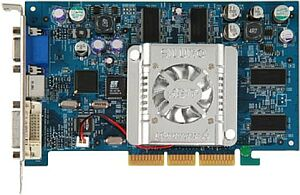 ABIT Siluro GF4TI4200-8X, GeForce4 Ti4200-8X, 128MB DDR, DVI, TV-out, AGP