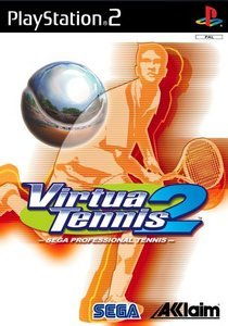 Virtua Tennis 2 (German) (PS2)