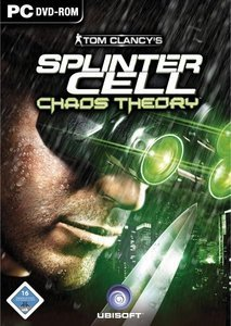 Splinter Cell 3: Chaos Theory (englisch) (PC)