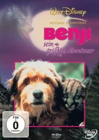 Benji, sein größtes Abenteuer (DVD)