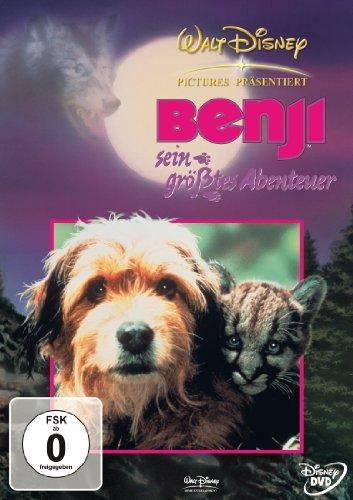 Benji, sein größtes Abenteuer -- via Amazon Partnerprogramm