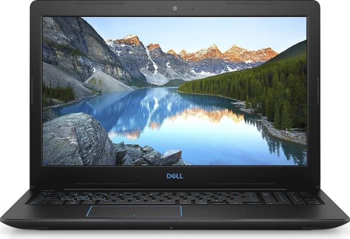 Dell G3 15 3579 black, Core i7-8750H, 8GB RAM, 1TB HDD, 128GB SSD, Windows 10 Home, PL (3579-7642)