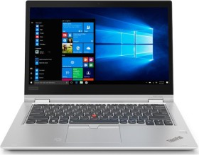 Lenovo ThinkPad Yoga X380 silber, Core i7-8550U, 8GB RAM, 256GB SSD, Stylus, LTE (20LH001NGE)