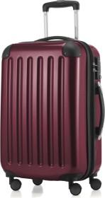 Hauptstadtkoffer Alex TSA Spinner erweiterbar 55cm burgund glänzend (82780069)