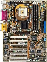 ASUS P4S333-C, SiS645, audio (2xPC-2700 or 3xPC2100 DDR)