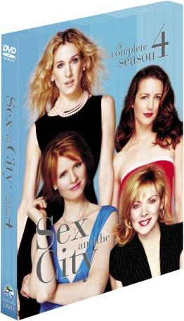 Sex And The City Season 4 -- via Amazon Partnerprogramm