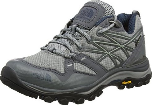 The North Face Hedgehog Fastpack GTX griffin grey ink blue (ladies) (CXT4 e711b84ca55