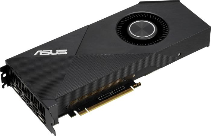 ASUS Turbo GeForce RTX 2060, TURBO-RTX2060-6G, 6GB GDDR6, 2x HDMI, 2x DP (90YV0CM0-M0NA00)