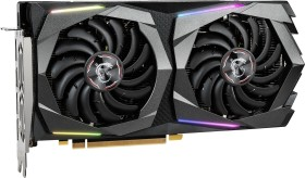 MSI GeForce GTX 1660 Gaming X 6G, 6GB GDDR5, HDMI, 3x DP (V379-001R)