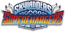 Skylanders: Superchargers - Figur Power Blue Trigger Happy (Xbox 360/Xbox One/Wii/WiiU/PS3/PS4/3DS)