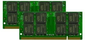 Mushkin Essentials SO-DIMM Kit 4GB, DDR2-800, CL5-5-5-18 (996577)
