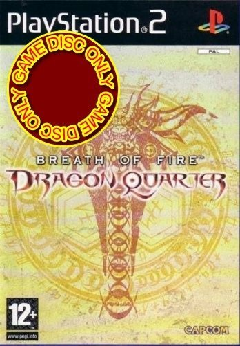Breath of Fire: Dragon Quarter (German) (PS2) -- via Amazon Partnerprogramm