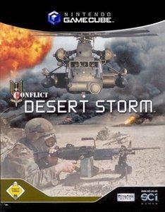 Conflict: Desert Storm (German) (GC)
