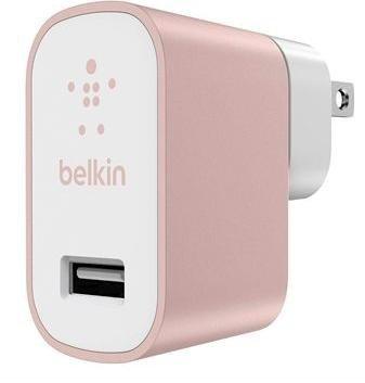 Belkin Universalladegerät USB 2.4A rosegold (F8M731dqC00)